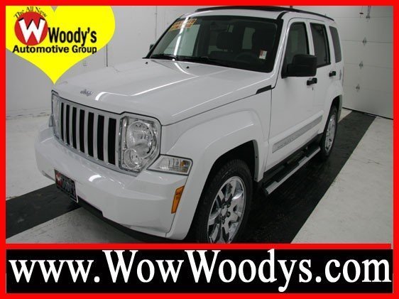 woody 39 s automotive group 2011 jeep liberty limited edition for sale in the kansas city area. Black Bedroom Furniture Sets. Home Design Ideas
