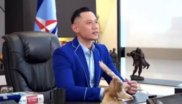 Pidato AHY Dipuji Profesor Nanyang Technological University