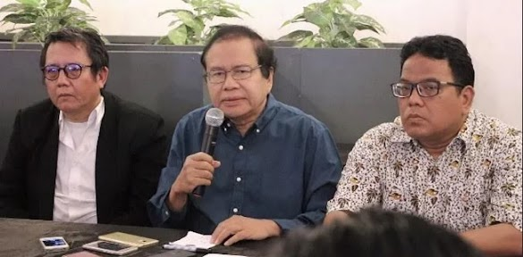 Rizal Ramli: Apakah Jokowi Sanggup Pulihkan Ekonomi 2019-2024?