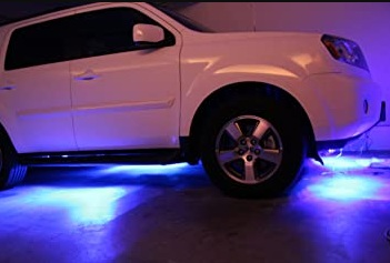 How exactly to Instal Neon & LED Under Car Lights