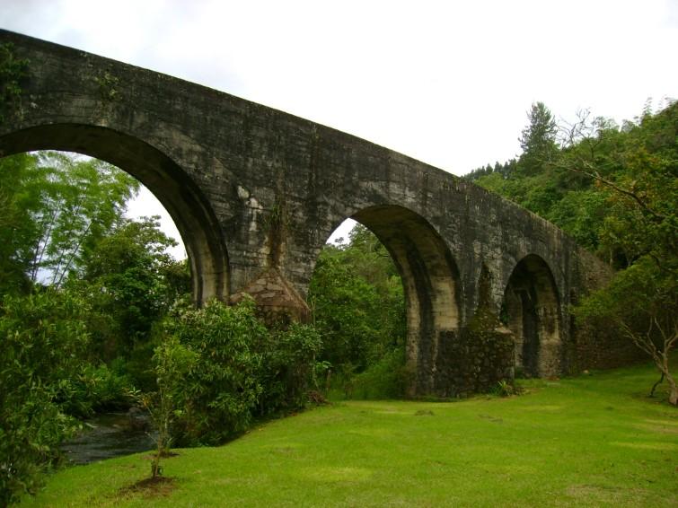 """Puente de la Explanación """"El Amparo"""""""