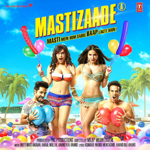Mastizaade (2016) Movie Poster No. 3