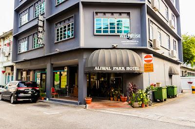Aliwal Park Hotel in Singapur www.WELTREISE.tv