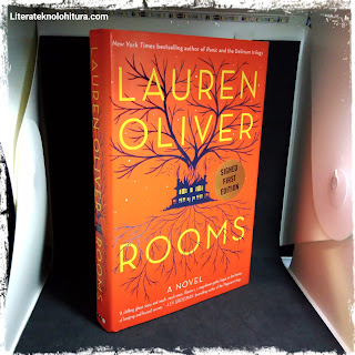 rooms by lauren oliver front cover