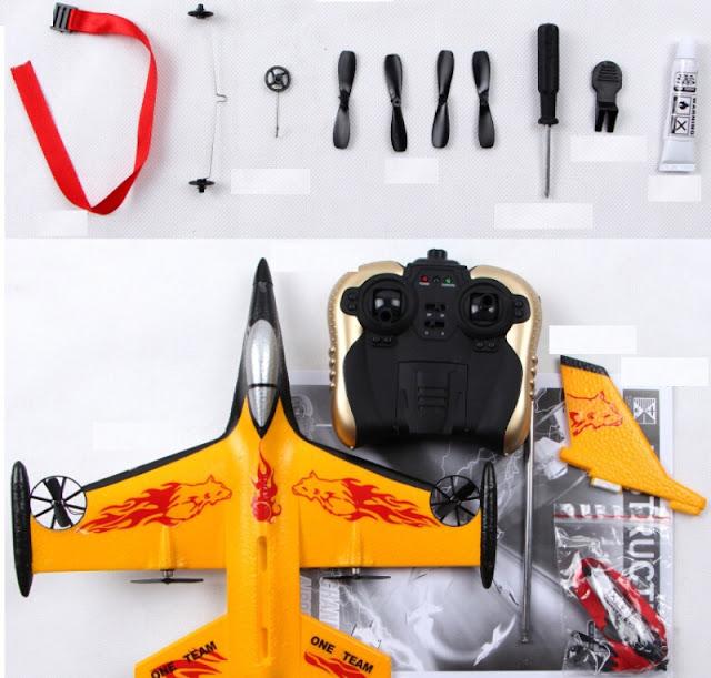 Máy bay điều khiển từ xa F16_7