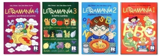 Lectoescritura colección Letramanía en pdf