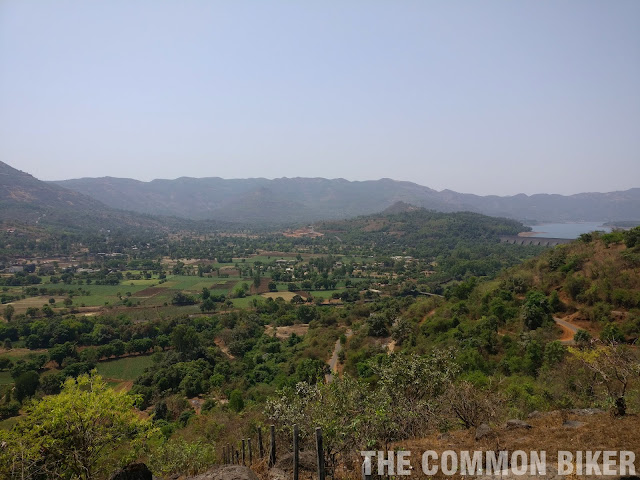 travel to mulshi dam view point