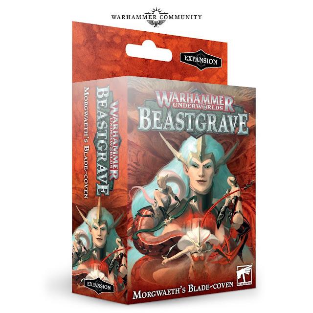 Morgwaeth's Blade-coven beastgrave