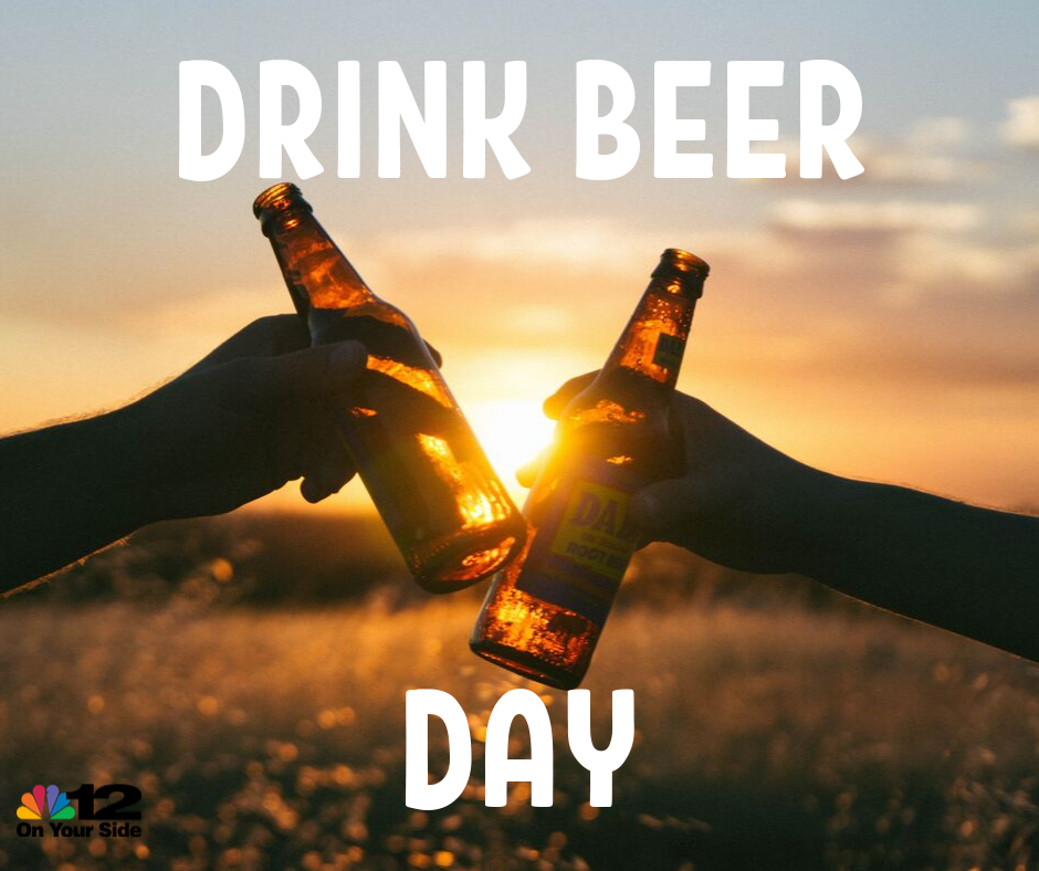National Drink Beer Day Wishes Pics