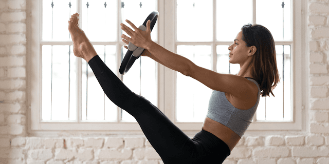 Pilates and walking for weight loss By Barbies Beauty Bits