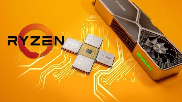 Nvidia RTX 3080 BENCHMARKS on  AMD RYZEN Processor