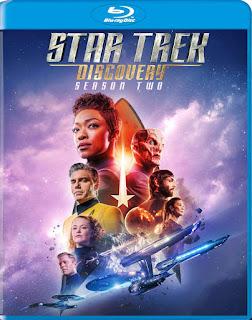 Star Trek Discovery – Temporada 2 [4xBD25] *Con Audio Latino