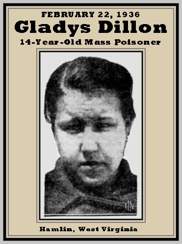 Unknown Gender History: Gladys Dillon, 14-Year-Old Mass