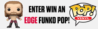 WWE Edge Funko Pop figure contest