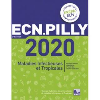 ECN Pilly 2020 : Maladies infectieuses et tropicales