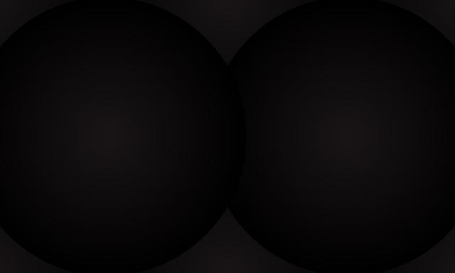 bola hitam