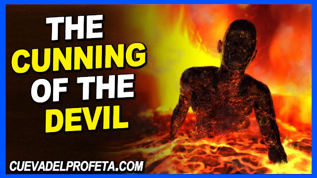 The cunning of the devil - William Marrion Branham Quotes