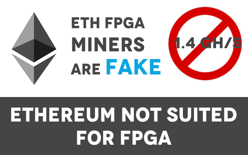 1 Gh S Eth Miners Are Fake Fpga Mining Not For