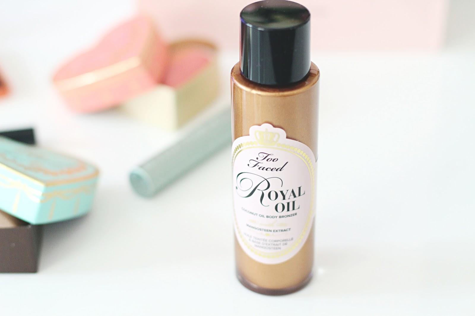 Royal Oil Too Faced