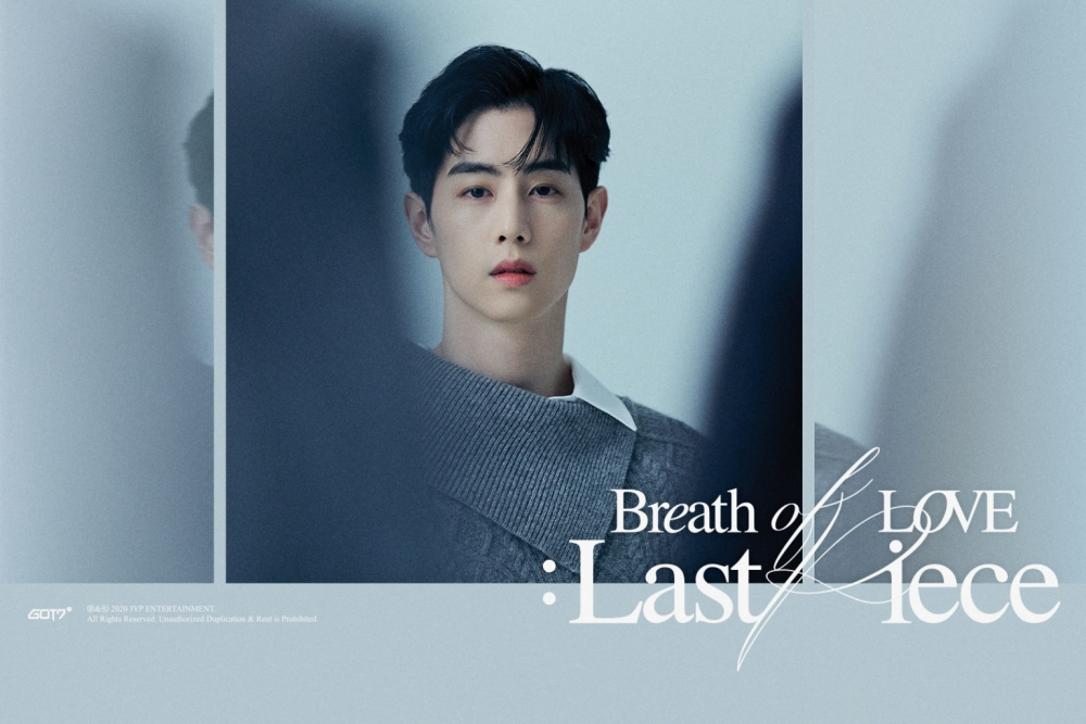 GOT7's Mark Spreads His Charm on Teaser Album 'Breath of Love: Last Piece'