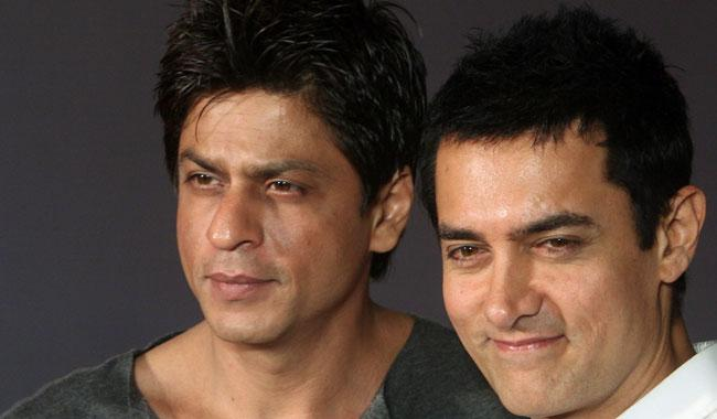Me and Aamir haven't talked about work for years: Shah Rukh Khan