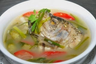 Image result for Sup Ikan Goreng Terigu