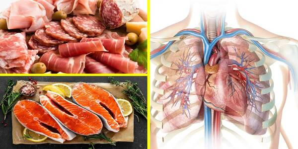 5 Foods That Harm Heart Health