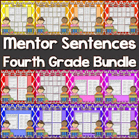 https://www.teacherspayteachers.com/Product/Mentor-Sentences-Fourth-Grade-Bundle-1136024