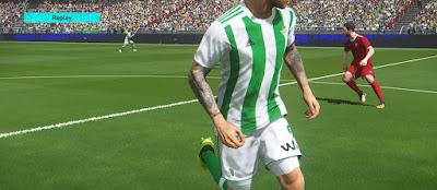 PES 2018 TattooREPACK by Galacton_FEDTR