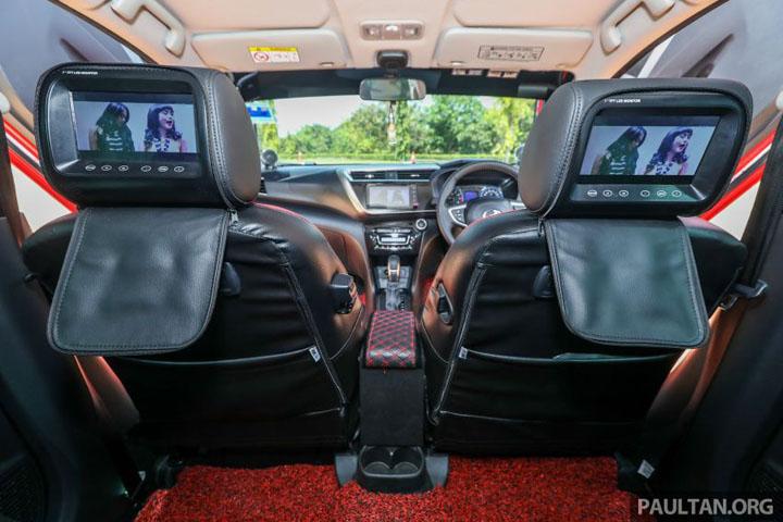 Myvi 1.5 'Lamborghini' Milik Abang Liey