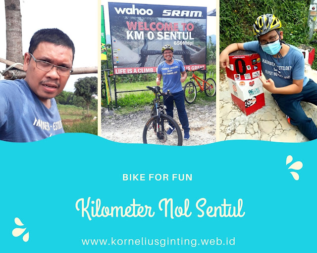 KM 0 Sentul City Bogor