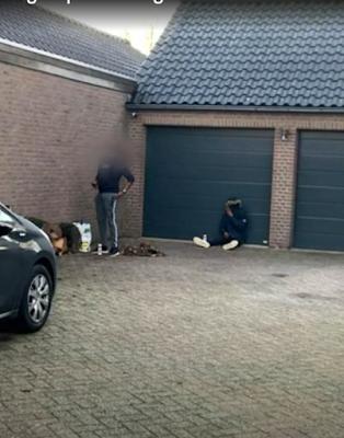 هولندا.. السكان يطاردون مجموعة من طالبي اللجوء المزعجين في بودل