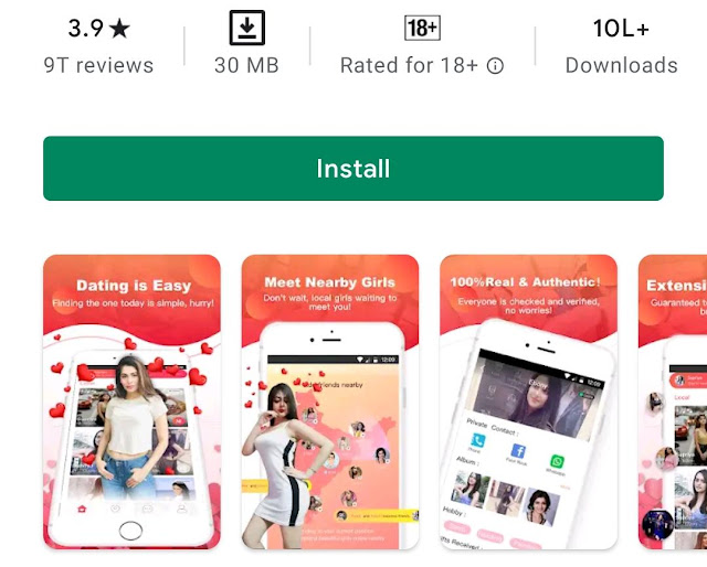 OKmeet - Chat and Date Local Singles App Review