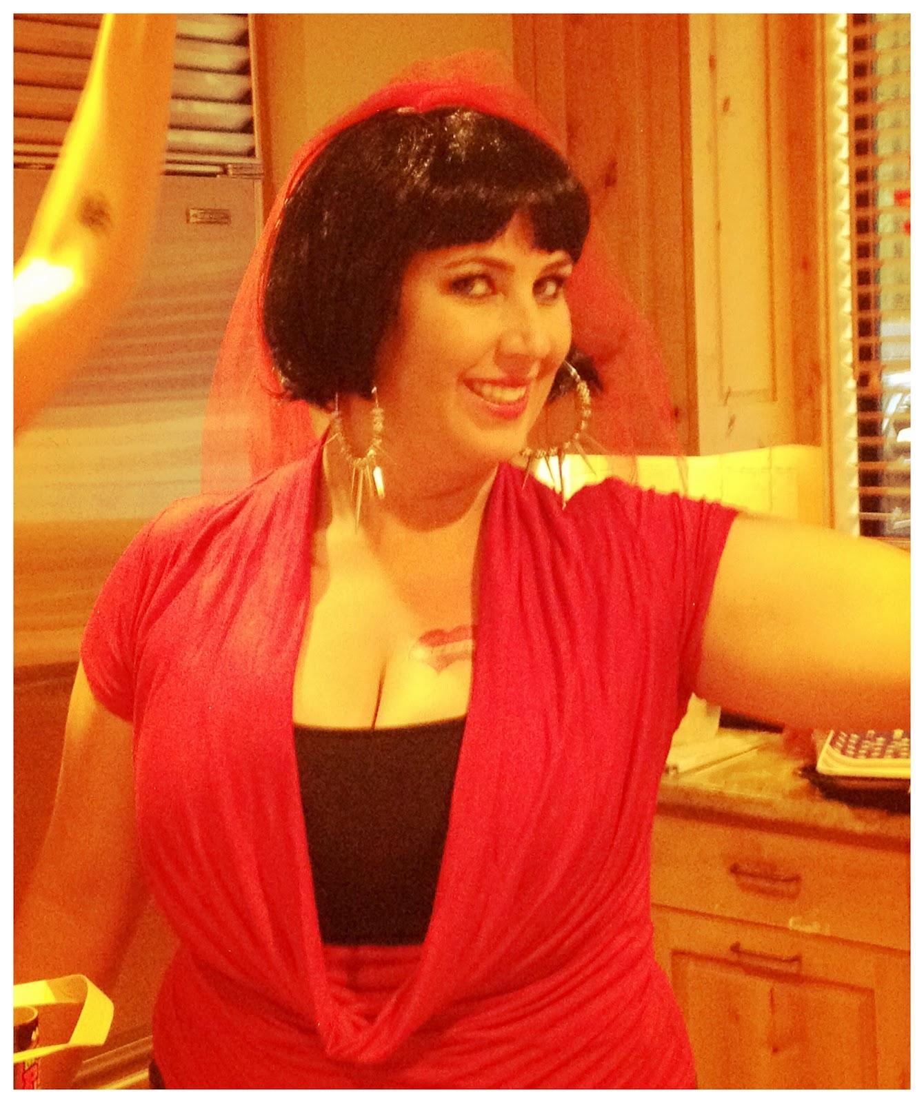 Mrs. Mischief