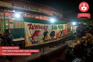 Warung seafood
