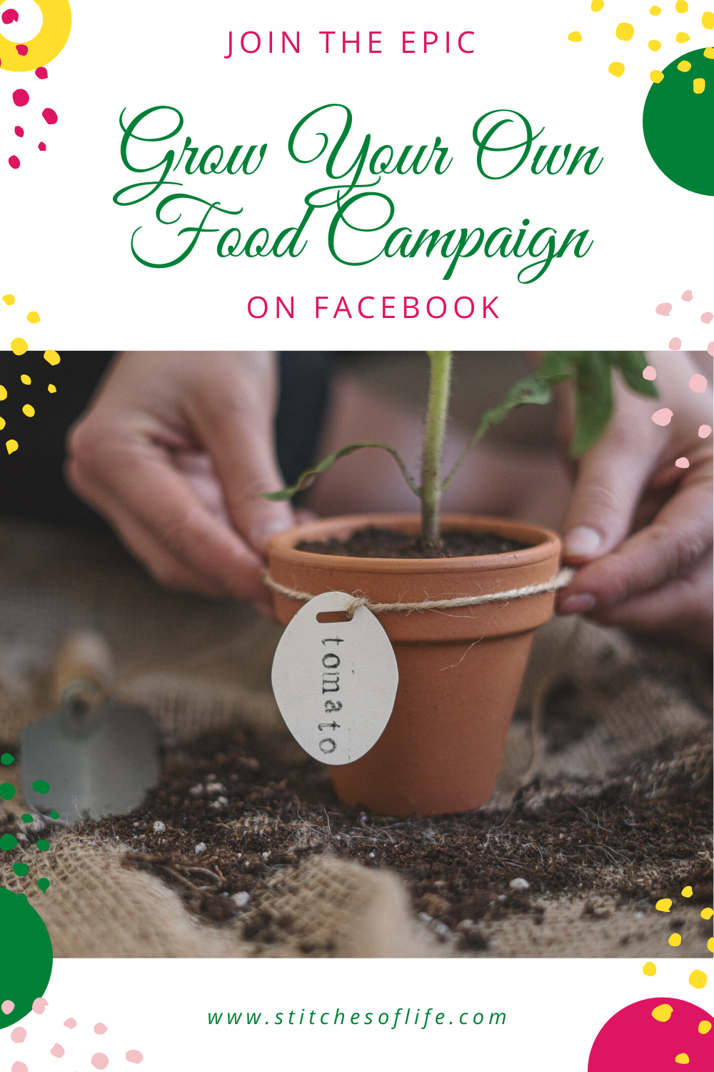 Grow Your Own Food Campaign