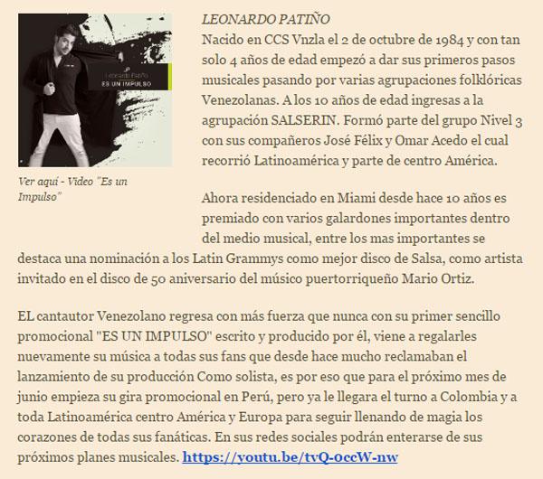 Leonardo-Patiño