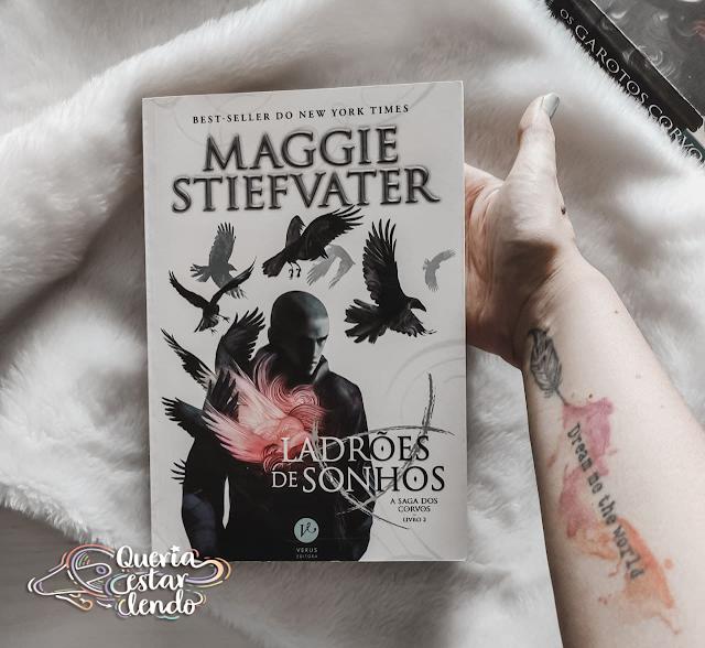 Resenha: Ladrões de Sonhos - Maggie Stiefvater