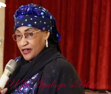 Former Women Affairs Minister, Alhassan Returns To PDP