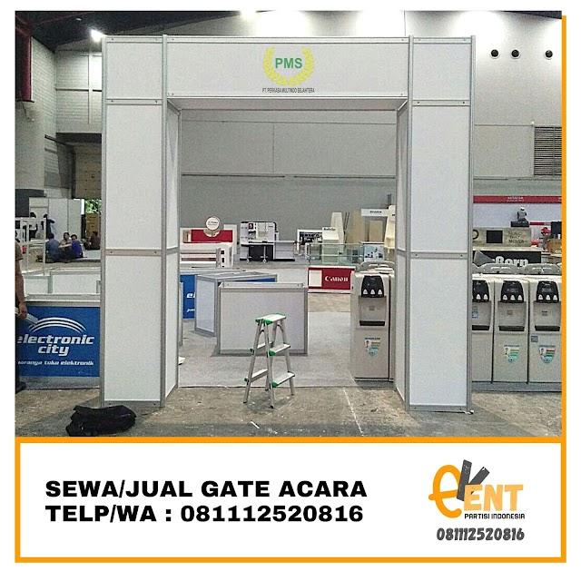 JUAL DAN SEWA GATE ACARA ATAU EVENT   081112300319