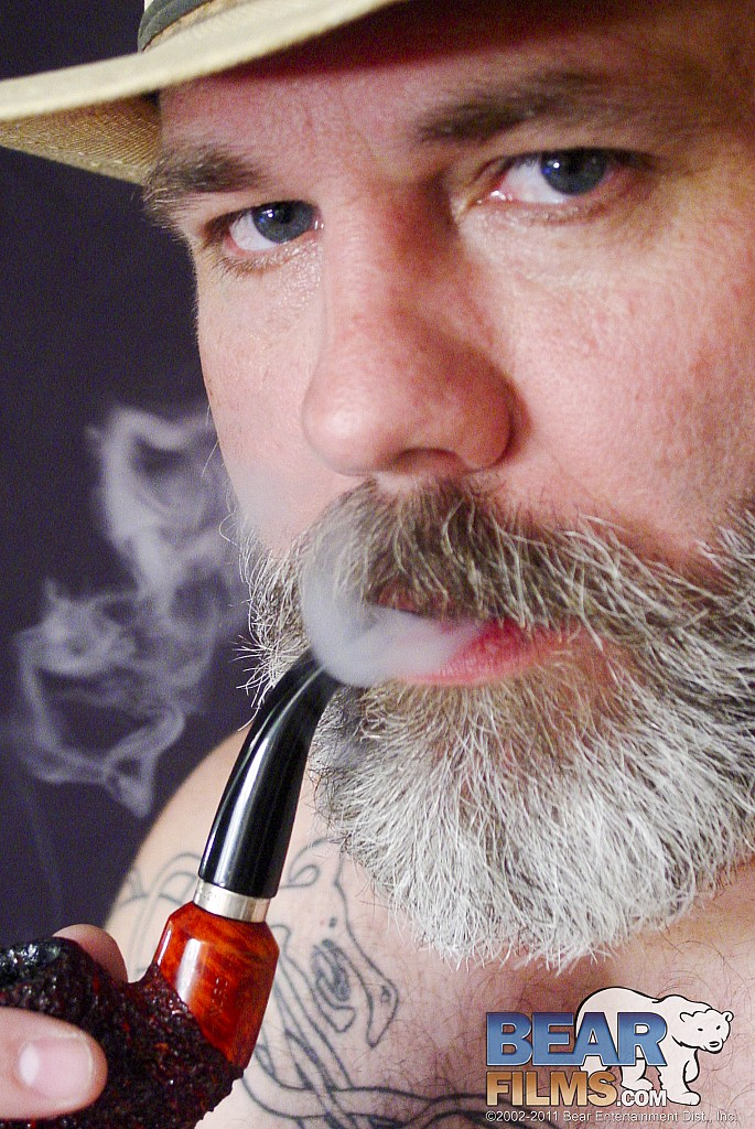 from Shiloh gay man pipe smoking