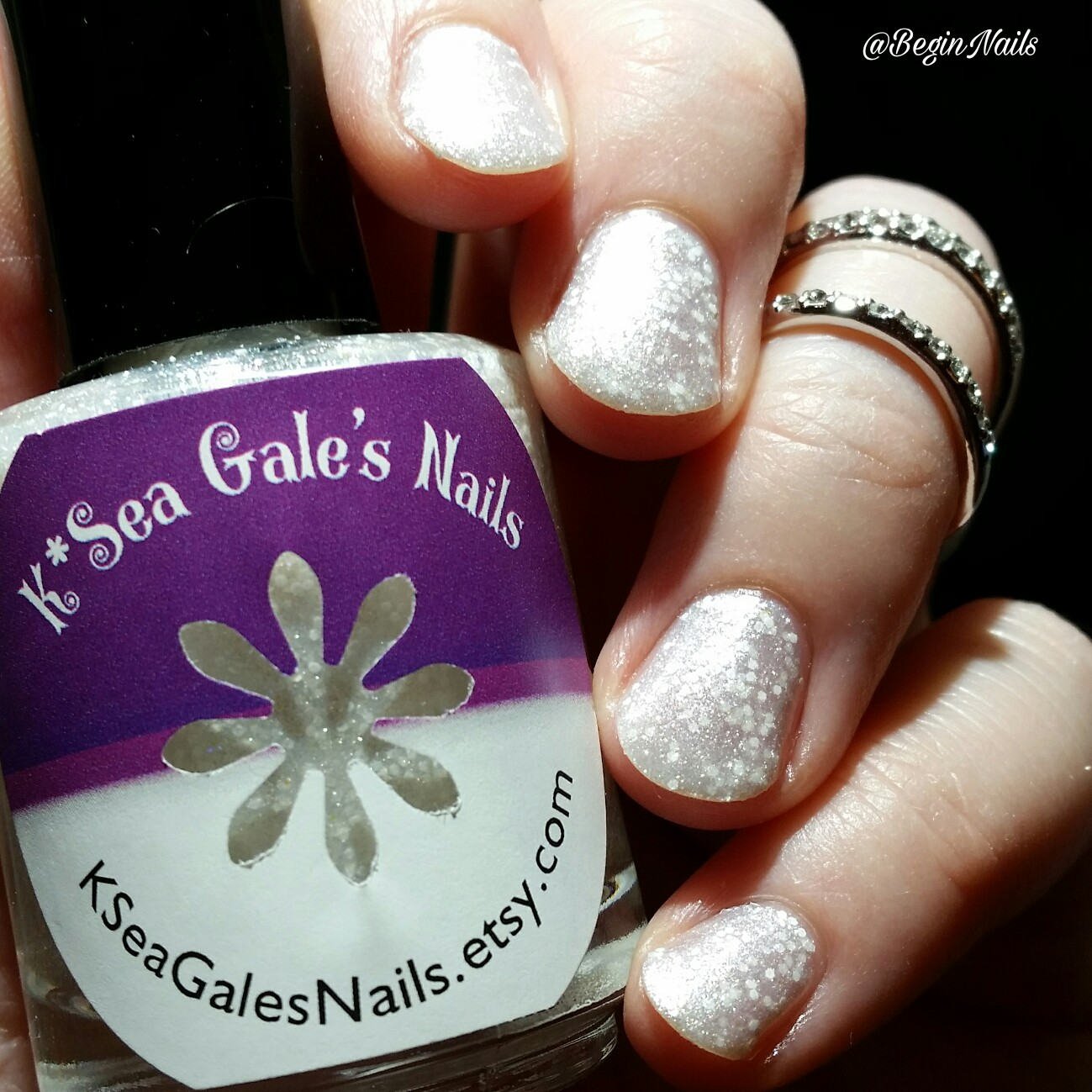 Let\'s Begin Nails: K*Sea Gale\'s Nails Winter Holiday Collection ...