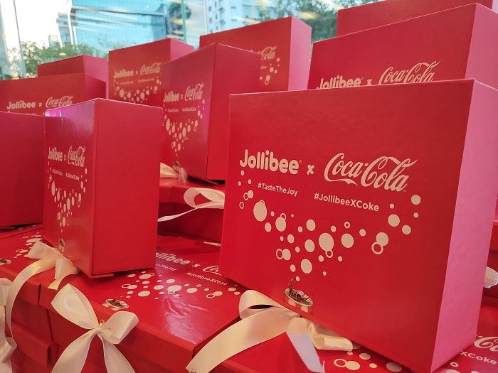 Taste the Joy: Jollibee x Coca-Cola Collaboration