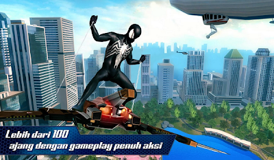 Screenshot GamePlay The Amazing SpiderMan 2