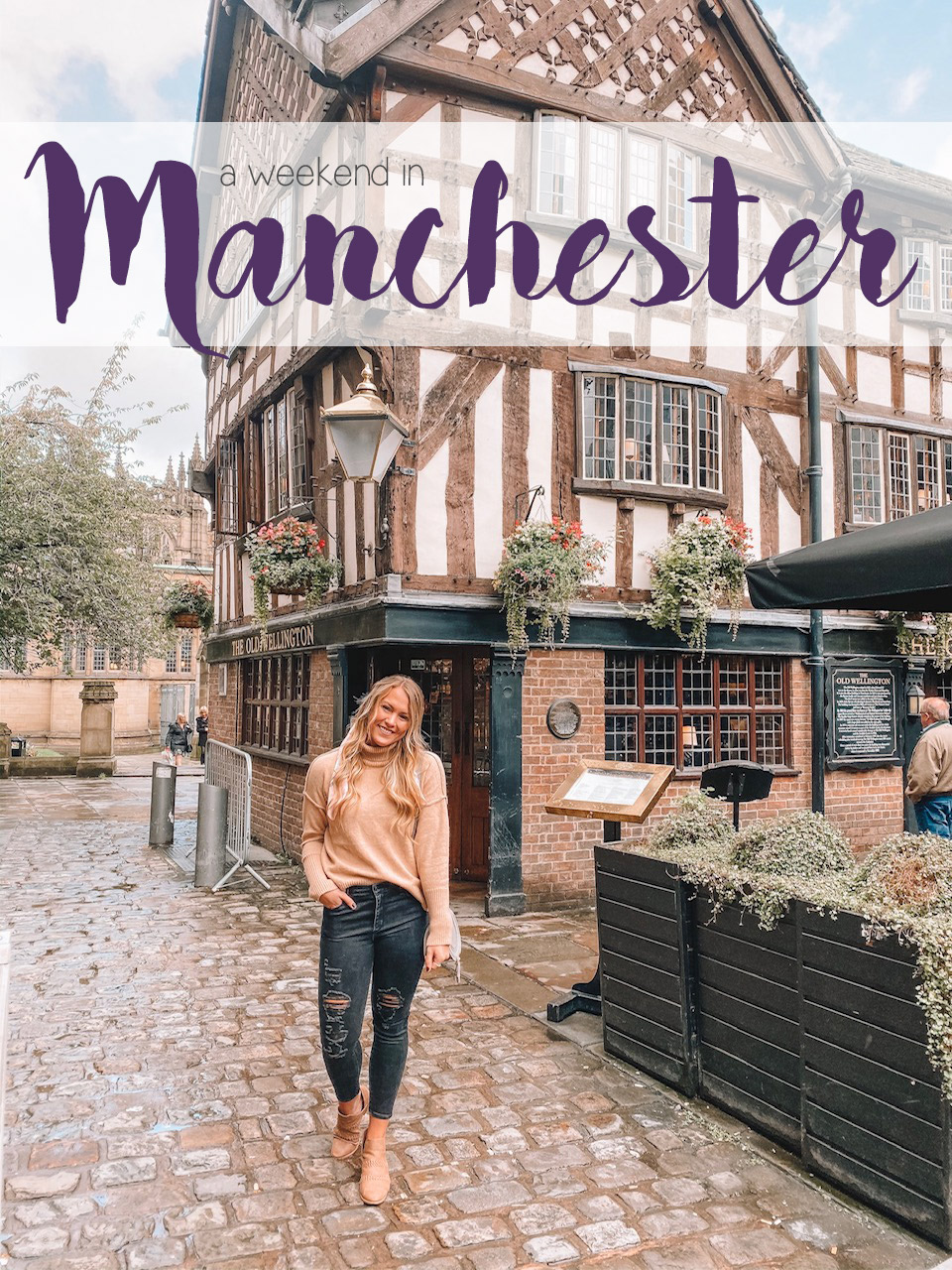 Travel blogger Amanda Martin's guide to Manchester, UK