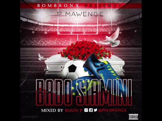 Download Audio | P The Mc (P Mawenge) - Bado Siamini