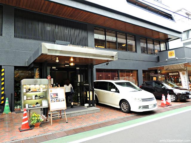 Tonkatsu Maisen Aoyama Honten en Tokio