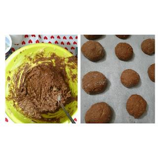 biscotti al cocco e cacao