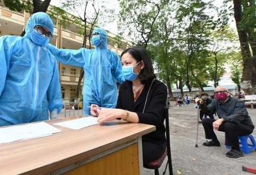 Ca mắc Covid-19 thứ 240 tại VN là người tham gia buổi liên hoan với bệnh nhân số 166