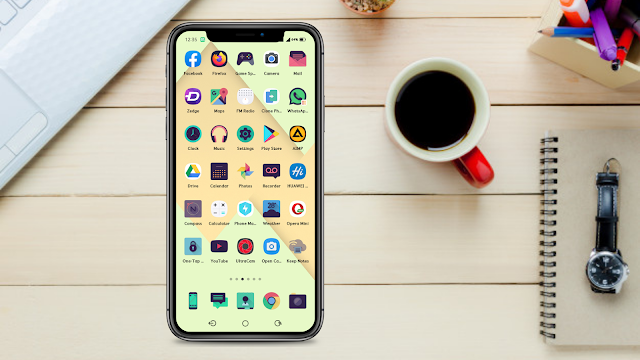 paradox Theme For oppo and realme|| oppo themes|| realme themes||